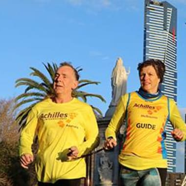 Achilles Runners in Melbourne